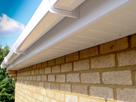 Fascia Soffit & Gutter Cleaning